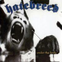 Hatebreed – Under The Knife (Clear Vinyl Single)