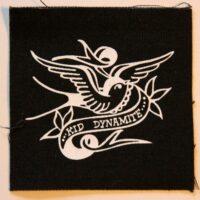 Kid Dynamite – Birds (Cloth Patch)