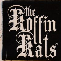 Koffin Kats, The – Logo (Cloth Patch)