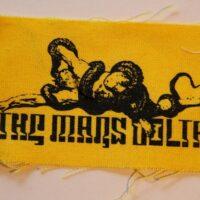 Mars Volta, The – Snake (Cloth Patch)