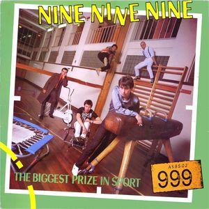 999 – The Biggest Prize In Sport (Vinyl LP)