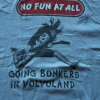 No Fun At All – Going Bonkers (Vintage/Used T-S)