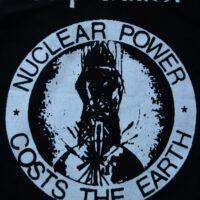 Oi Polloi – Nuclear (Back/Ryggpatch)