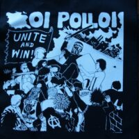 Oi Polloi – Unite (Back/Ryggpatch)