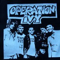 Operation Ivy – Group (Back/Ryggpatch)