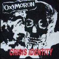 Oxymoron – Crisis Identity (Back/Ryggpatch)