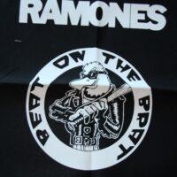 Ramones – Beat On The Brat (Back/Ryggpatch)