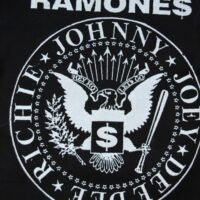 Ramones – President (Back/Ryggpatch)