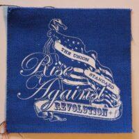 Rise Against – Revolution (Cloth Patch)