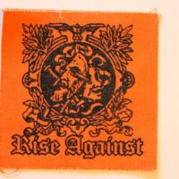 Rise Against – Mask (Cloth Patch)