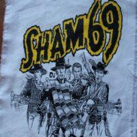Sham 69 – Hersham Boys (Back/Ryggparch)