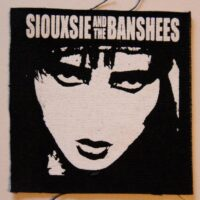 Siouxsie And The Banshees – Face (Cloth Patch)