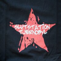 Slutstation Tjernobyl – Star/Logo (Vintage/Used T-S)