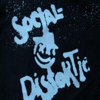 Social Distortion – Smily (Back/Ryggpatch)