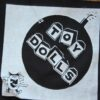 Toy Dolls - Bomb (Back/Ryggpatch)