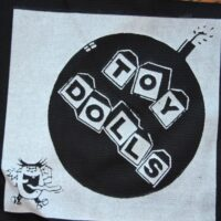 Toy Dolls – Bomb (Back/Ryggpatch)