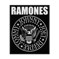 Ramones – Classic Logo (Sew-On Patch)