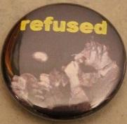 Refused – Live (Badges)