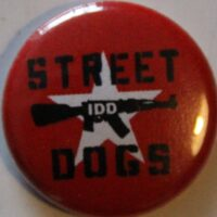 Street Dogs – Brigade (Badges)