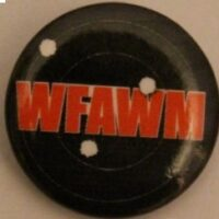 Where Fear And Weapons Meet – Letter (Badges)