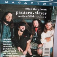 Close-Up nr 47-2001 (Pantera,Slayer,Neurosis)
