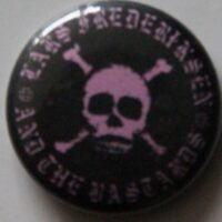 Lars Frederiksen And The Bastards – Skull (Badges)