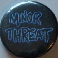 Minor Threat – Logo (Badges)