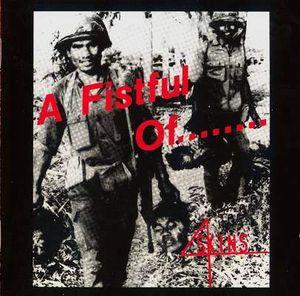 4 Skins – A Fistful Of... 4Skins (Vinyl LP)