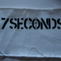 7 Seconds – Logo (Cloth Patch)