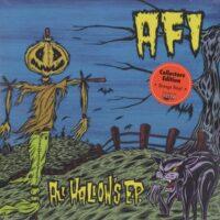 AFI – All Hallow's E.P. (Color Vinyl 10″)