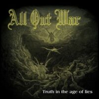 All Out War ‎– Truth In The Age Of Lies (Color Vinyl LP)