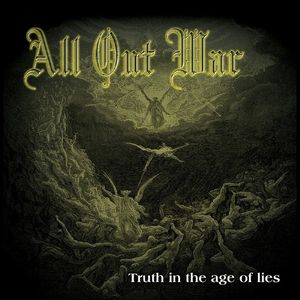 All Out War – Truth In The Age Of Lies (Color Vinyl LP)