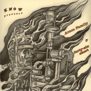 Arson Family / 46 Short – Know Presents (Color Vinyl)