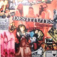 Destitutes, The / The Let's Go's – Split (Color Vinyl Single)