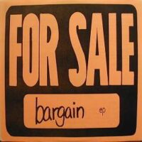 For Sale – Bargain E.P. (Vinyl Single)