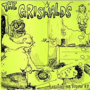 Griswalds / The Kenmores – Splir (Vinyl Single)