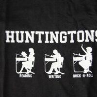 Huntingtons – School (T-S)