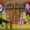 Jello Biafra - Machine Gun (Poster)