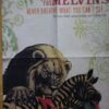 Jello Biafra / Melvins - Never Breath.. (Poster)