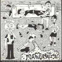 Masturbation / Allegiance To None – Split (Vinyl Single)