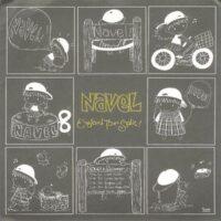 Navel / Skimmer – England Tour Split! (Vinyl Single)