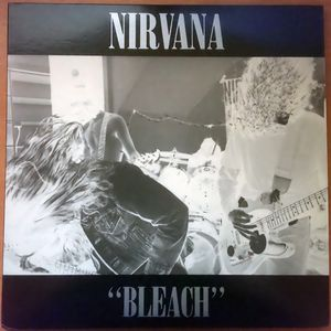 Nirvana – Bleach (2 x 180gram Vinyl LP)