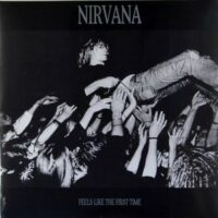 Nirvana ‎– Feels Like The First Time (2 x Color Vinyl LP)