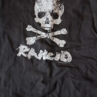 Rancid – Skull (Vintage/Used Worker Jacket)