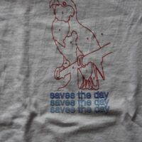 Saves The Day – Parrot (Vintage/Used T-S)