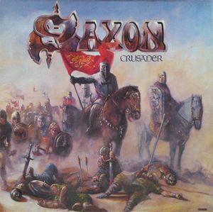 Saxon – Crusader (Vinyl LP)