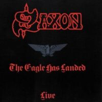 Saxon ‎– The Eagle Has Landed (Live) (Vinyl LP)