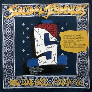 Suicidal Tendencies ‎– Controlled By Hatred (Feel Like Shit… / Deja-Vu) (Vinyl LP)
