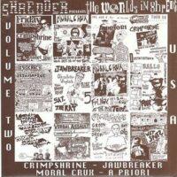 The World's In Shreds: Volume 2 : USA – V/A (Vinyl Single)(Moral Crux)