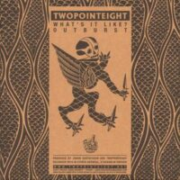 Twopointeight – Outburst (Color Vinyl Single)